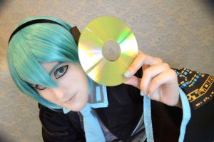 Vocaloid - Mikuo by PriSuicun