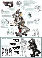 Planetside 2 Character Entry. by bopx