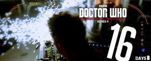 Doctor Who Series 9 - Countdown - 16 DAYS by theDoctorWHO2