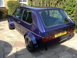 mk1 Golf 3 by SexualCastles