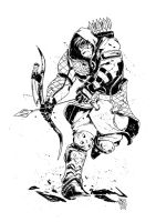 Arrow by alessandromicelli