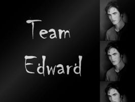 Team Edward by Rhaylina
