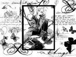 These Lonely Notes of Tragedy by Riza-Doodle