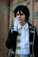 Gilbert Nightray - Pandora Hearts by Chibi-Seth