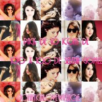 Pack de 10 icons SelenaG by JonaticinlovewithJoe