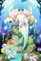 00 Sleeping With The Fishes by BOMB4Y