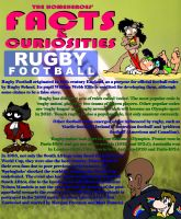 F'n'C: Rugby Football by RBM-Ink
