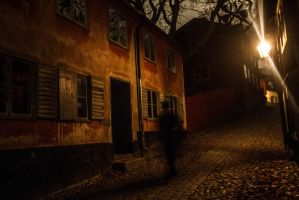 In the Dark of the Night by JRL5