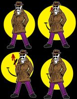 Rorschach choices by AlanSchell