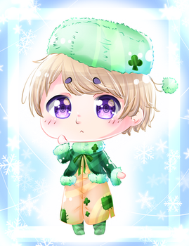 Chibi Ivan by xX-Excelliance-Xx