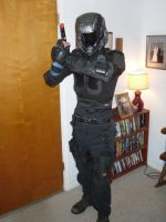 MY first attempt at ODST armor by Darth-Slayer