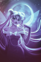 Queen Serenity by Emily-Fay