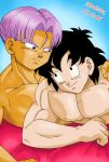 Yaoi - Trunks and Goten by madziax