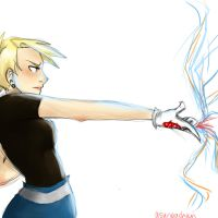 colonel riza hawkeye: the flame alchemist by taylor-tot124