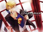 APH: Superman by kimikissu07