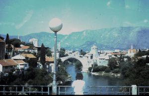 bridge in Mostar 2 by marob0501