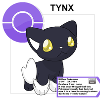 tynx by Cerulebell