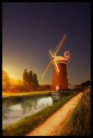 Horsey Windpump by FreddyC