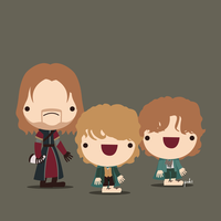 The Fellowship of the Ring, team3 by StepPuki