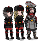 The Russians by TickingGears