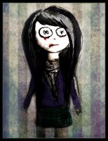 Poor doll by Sherylis