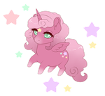 Star Alicorn by Sugarcup91