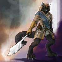 BlaideBlack-commission fixed- by RogueLiger