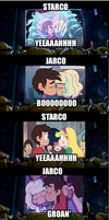 Starco community in a nutshell by thearist2013