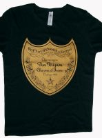 T-shirt Dom Perignon by coolerSSS
