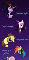 Nightmare Night by grievousfan
