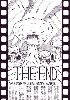 The End... by lukaszart