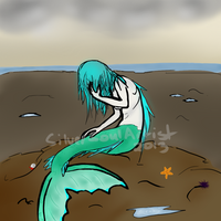 The Tides Were Swept Out From Under Me by SilverSoulArtist