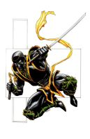 Ronin Color by RobertAtkins