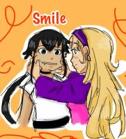 Smile! by AngelicReaper21