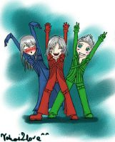Move your hands up but better by Yokai2love