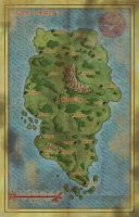 Kingdom of Xianting by Sapiento