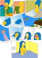 Marge hipnotized  1 by CarlosFco