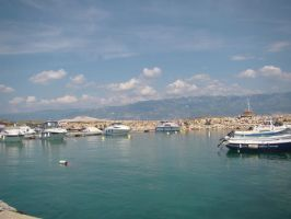 Harbour by littleancsi