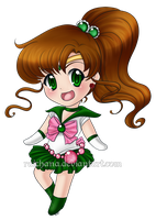 Sailor Jupiter by Raichana
