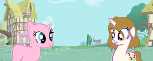 My Little Pony Paradise is Magic : i met a new by STITCH62633