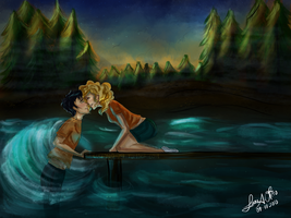 Percabeth 09-11-2013 by Luciand29