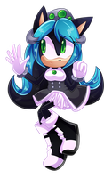 Mana The Hedgehog by cuteygirl226