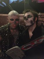 With Rick Genest by Arnakhat