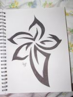 Lotus Flower - Tribal by Photos-by-Freya