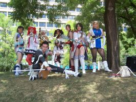 Soul Calibur Cosplay, 1 of 9 by ChainBound