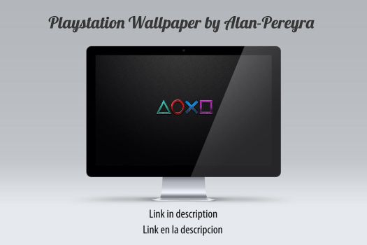 Playstation Wallpaper by Alan-Pereyra by Alan-Pereyra