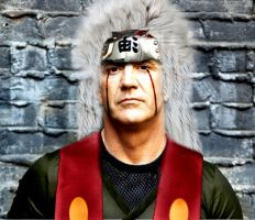 Real Life Jiraiya by TaylorJSomeday
