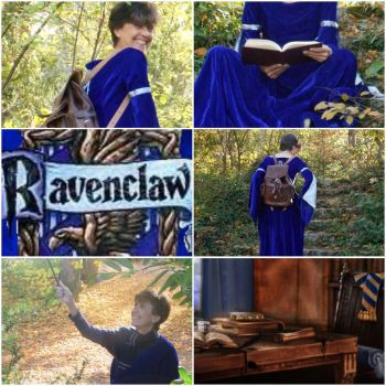Ravenclaw cosplay aesthetic by PilarErika