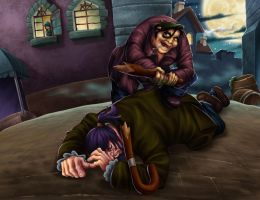 Dr Jeckyll and Mr Hyde_3 by kuyakoyboy