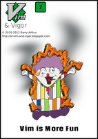 Vim and Vigor 7 - Vim is More Fun 3 by bairuidahu
